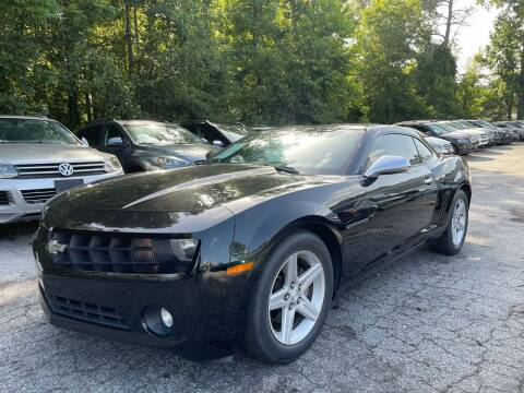 2012 Chevrolet Camaro for sale at Car Online in Roswell GA
