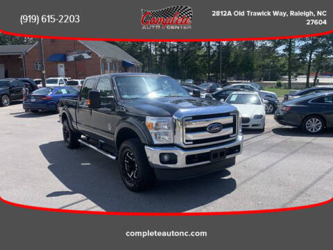 2015 Ford F-250 Super Duty for sale at Complete Auto Center , Inc in Raleigh NC