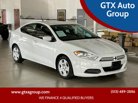 2015 Dodge Dart for sale at UNCARRO in West Chester OH