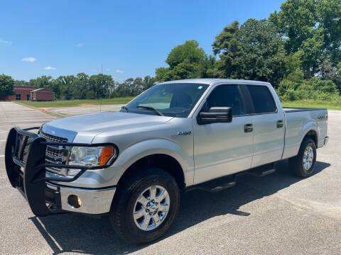 2013 Ford F-150 for sale at JCT AUTO in Longview TX