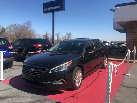 2015 Hyundai Sonata for sale at Penland Automotive Group in Taylors SC