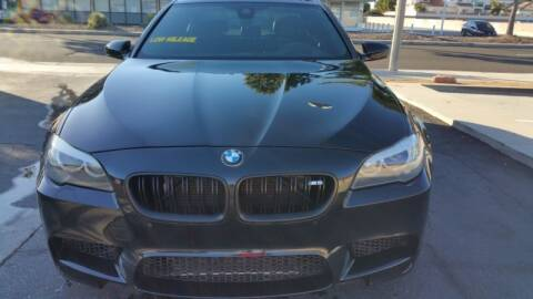 2013 BMW M5 for sale at Ournextcar/Ramirez Auto Sales in Downey CA