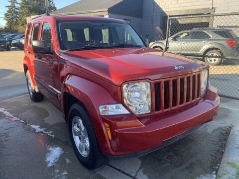 2009 Jeep Liberty for sale at Martell Auto Sales Inc in Warren MI