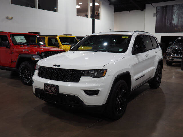 2019 Jeep Grand Cherokee for sale at Montclair Motor Car in Montclair NJ