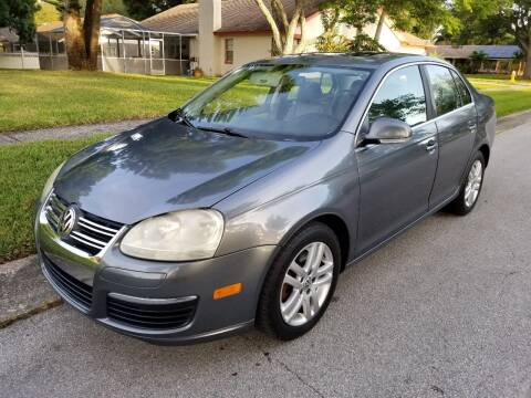 2007 Volkswagen Jetta for sale at Low Price Auto Sales LLC in Palm Harbor FL