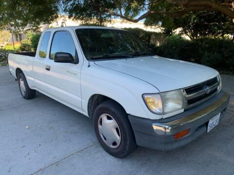 1998 Toyota Tacoma for sale at Goleta Motors in Goleta CA