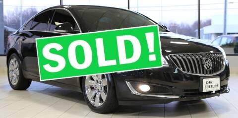 2016 Buick Regal for sale at Car Culture in Warren OH