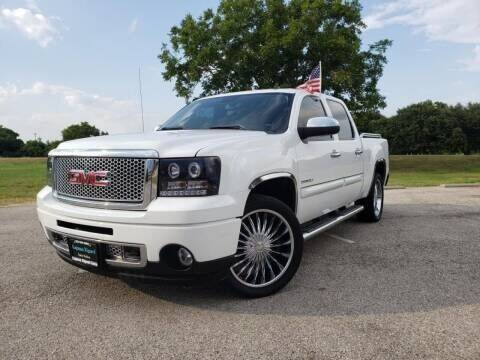 2011 GMC Sierra 1500 for sale at Laguna Niguel in Rosenberg TX