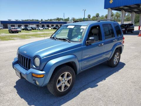 2003 Jeep Liberty for sale at The Peoples Car Company in Jacksonville FL