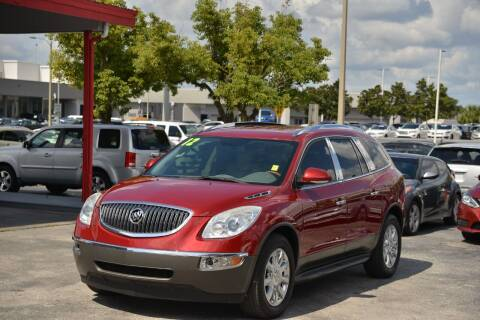 2012 Buick Enclave for sale at Motor Car Concepts II - Colonial Location in Orlando FL