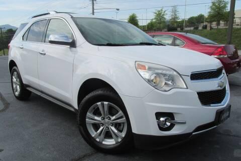 2010 Chevrolet Equinox for sale at Tilleys Auto Sales in Wilkesboro NC
