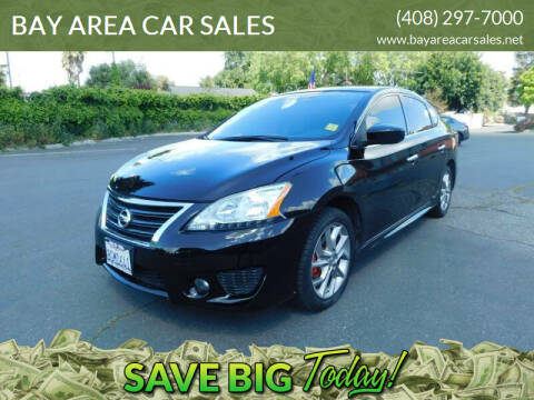 2019 Nissan Sentra for sale at BAY AREA CAR SALES in San Jose CA