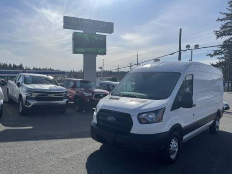 2020 Ford Transit Cargo for sale at Lakeside Auto in Lynnwood WA