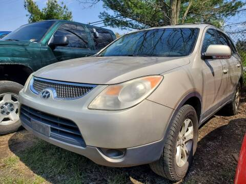 2008 Hyundai Veracruz for sale at M & M Auto Brokers in Chantilly VA