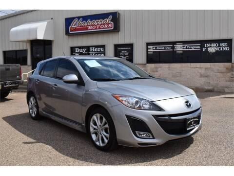 2011 Mazda MAZDA3 for sale at Chaparral Motors in Lubbock TX