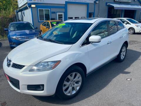 2008 Mazda CX-7 for sale at Bridge Road Auto in Salisbury MA