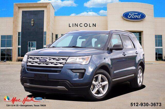 2019 Ford Explorer for sale in Georgetown, TX