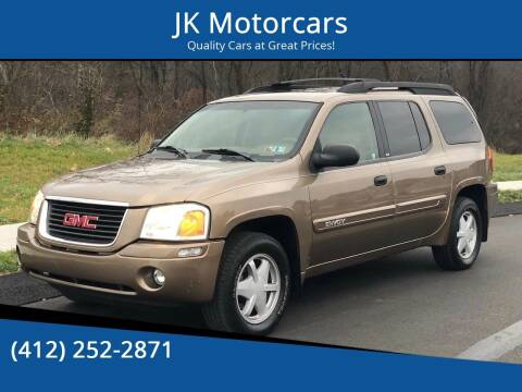 2003 GMC Envoy XL for sale at JK Motor Cars in Pittsburgh PA