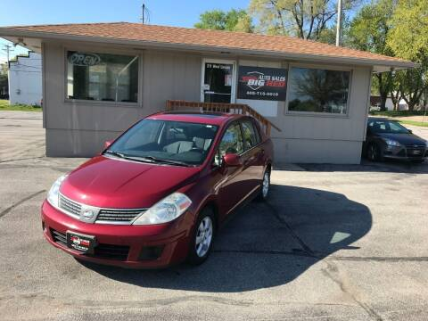 2008 Nissan Versa for sale at Big Red Auto Sales in Papillion NE