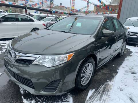 2013 Toyota Camry for sale at Gallery Auto Sales in Bronx NY
