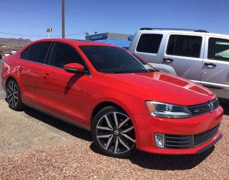 2013 Volkswagen Jetta for sale at SPEND-LESS AUTO in Kingman AZ