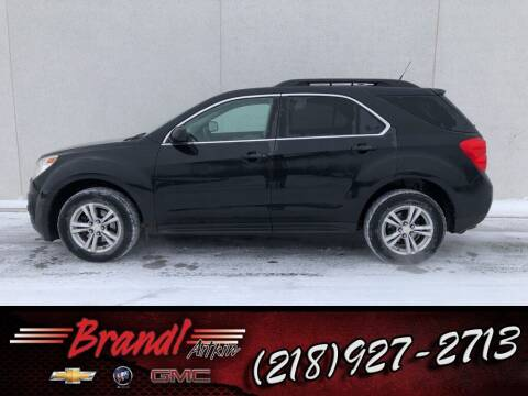 2010 Chevrolet Equinox for sale at Brandl GM in Aitkin MN
