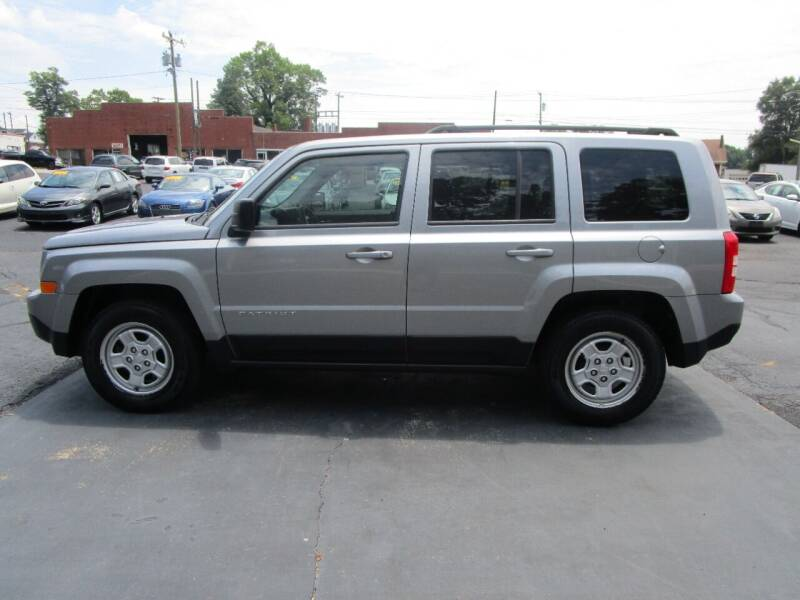 2014 Jeep Patriot for sale at Taylorsville Auto Mart in Taylorsville NC