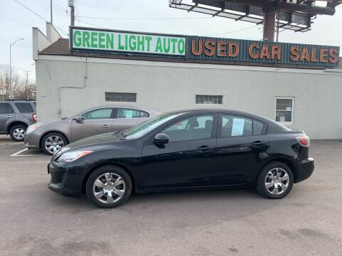 2013 Mazda MAZDA3 for sale at Green Light Auto in Sioux Falls SD