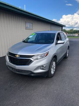 2020 Chevrolet Equinox for sale at Jerry Smith & Sons Car Care Center Inc in Westmoreland NY