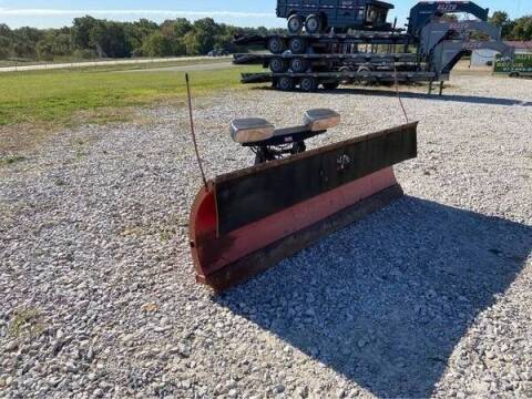 2022 Western  9-2 Snow Blade for sale at Ken's Auto Sales & Repairs in New Bloomfield MO