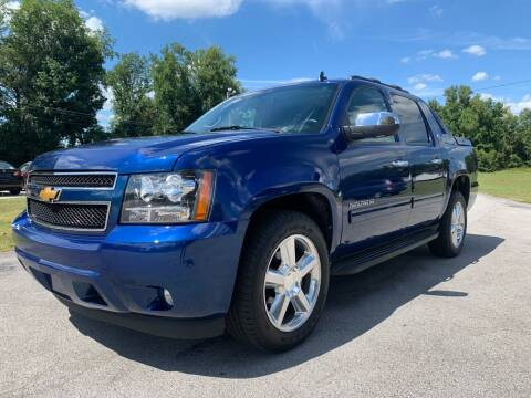 2013 Chevrolet Avalanche for sale at IH Auto Sales in Jacksonville NC