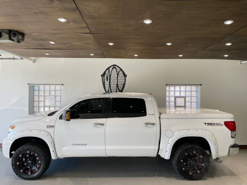2007 Toyota Tundra for sale at Midwest Car Connect in Villa Park IL