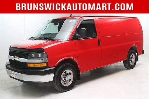 2018 Chevrolet Express Cargo for sale at Brunswick Auto Mart in Brunswick OH