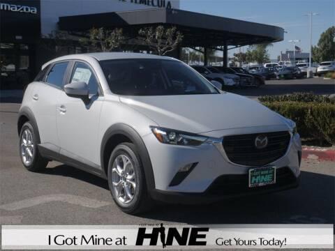 2021 Mazda CX-3 for sale at John Hine Temecula - Mazda in Temecula CA