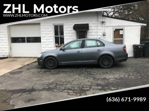 2008 Volkswagen Jetta for sale at ZHL Motors in House Springs MO