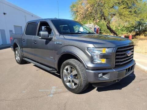 2016 Ford F-150 for sale at NEW UNION FLEET SERVICES LLC in Goodyear AZ
