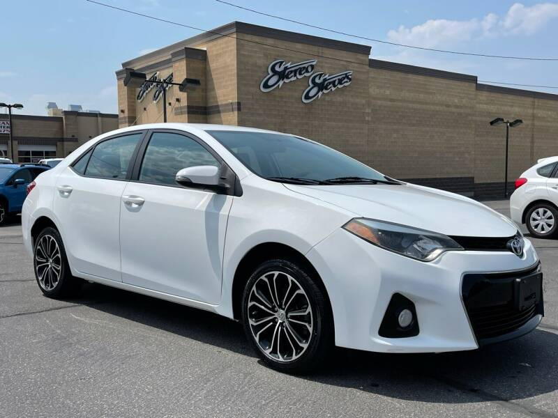 2014 Toyota Corolla for sale at Ultimate Auto Sales Of Orem in Orem UT