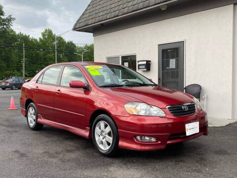 2005 Toyota Corolla for sale at Vantage Auto Group in Tinton Falls NJ