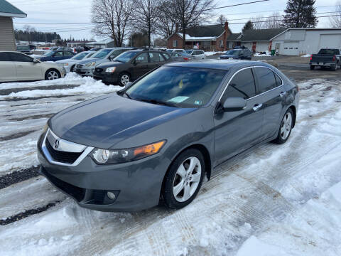 2009 Acura TSX for sale at US5 Auto Sales in Shippensburg PA