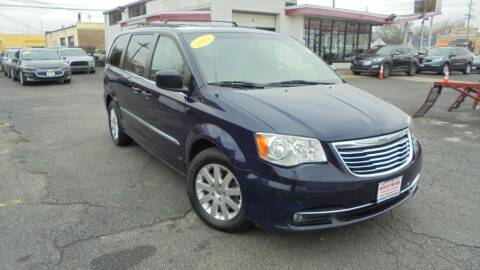2013 Chrysler Town and Country for sale at Absolute Motors in Hammond IN
