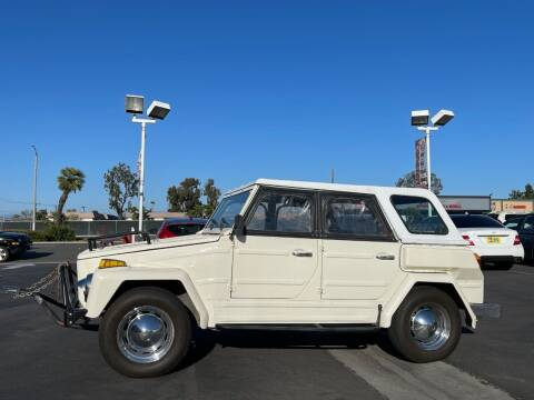 1974 Volkswagen Thing for sale at CARSTER in Huntington Beach CA