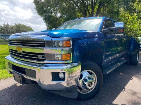 2015 Chevrolet Silverado 3500HD for sale at Powerhouse Automotive in Tampa FL