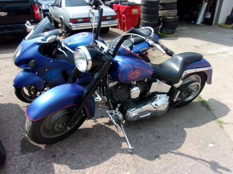 1997 Harley-Davidson Fat-Boy for sale at World Wide Automotive in Sioux Falls SD