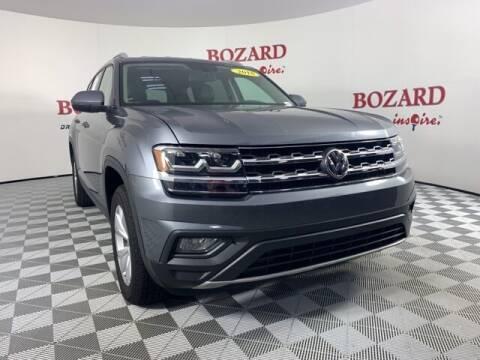 2018 Volkswagen Atlas for sale at BOZARD FORD in Saint Augustine FL