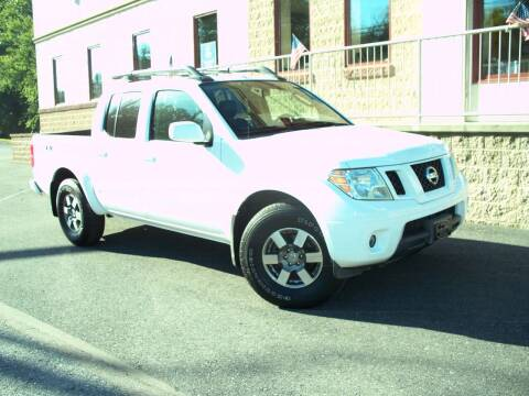 2011 Nissan Frontier for sale at CONESTOGA MOTORS in Ephrata PA