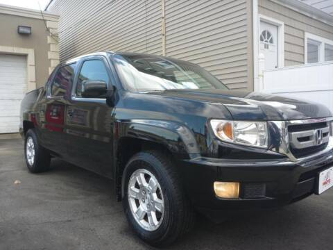 2011 Honda Ridgeline for sale at Pinto Automotive Group in Trenton NJ