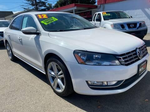 2012 Volkswagen Passat for sale at Auto Max of Ventura in Ventura CA