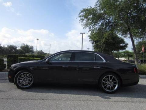 2017 Bentley Flying Spur for sale at Classic Car Deals in Cadillac MI