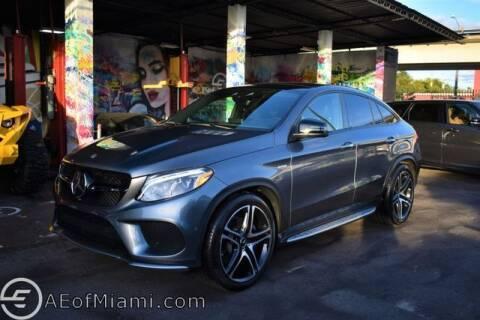 2019 Mercedes-Benz GLE for sale at ELITE MOTOR CARS OF MIAMI in Miami FL