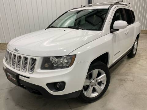 2014 Jeep Compass for sale at EUROPEAN AUTOHAUS, LLC in Holland MI